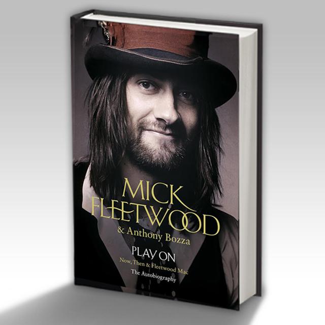 mick fleetwood drum kit